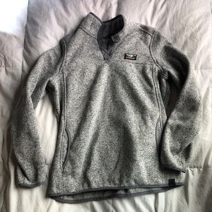 NWOT L.L. Bean Fleece Pullover